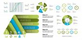 Business Infographic Design Set Can Be Used For Workflow Layout, Presentation, Annual Report, Web De poster