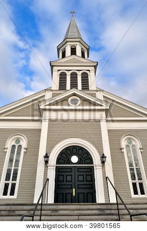 Church in Concord MA