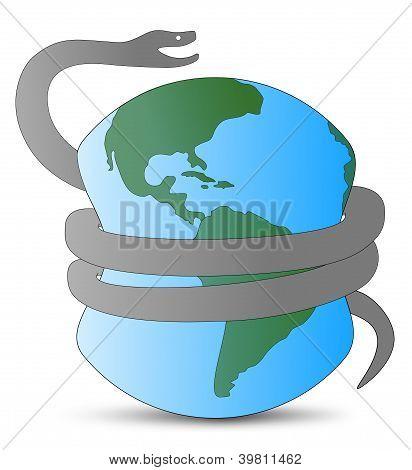 Danger Snake And Earth 2013
