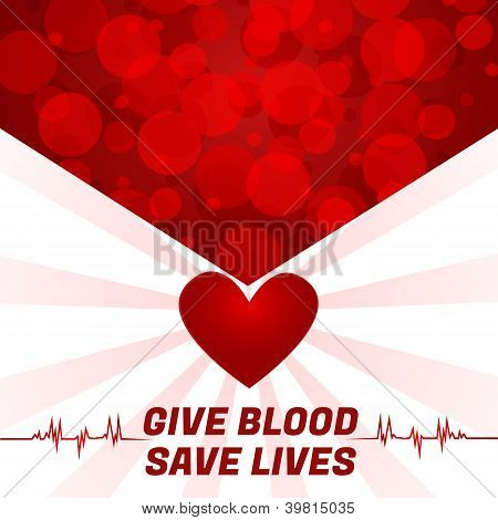 Give Blood, Save Lives