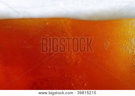 pouring beer. super large background