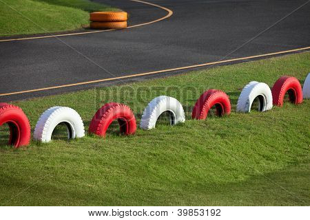 Racing Track For Karting