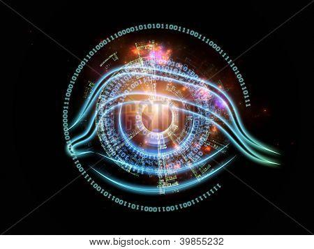 Eye Of Digital Progress