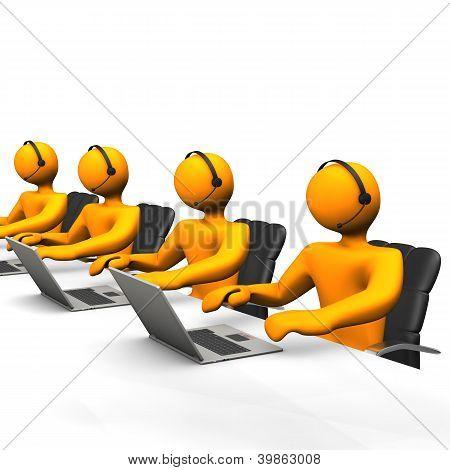Support Callcenter