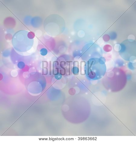 Abstract Holidays And Party Backgrounds With Beauty Bokeh For Your Design
