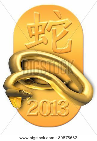Year Of The Snake 2013