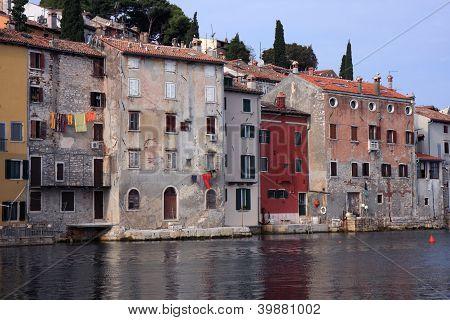 Rovinj Old Town, Croatia