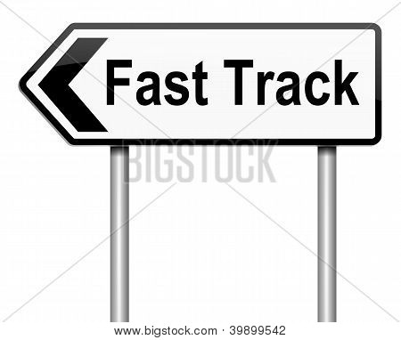 Fast Track Concept.