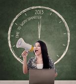 Announce 2013 Time To Work Smarter