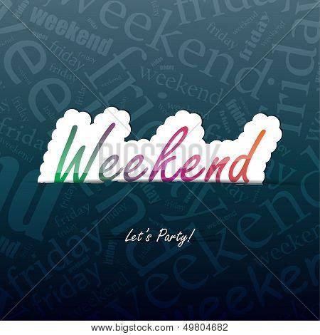 Weekend Background