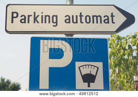 p sign