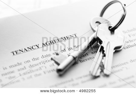 Keys On Document