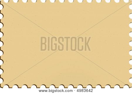 Vector Postage Stamp