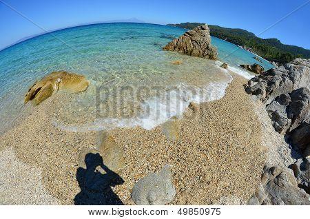 Fisheye Seascape 2