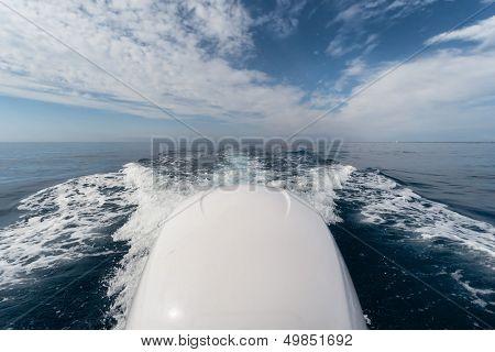 Boat Wake Foam