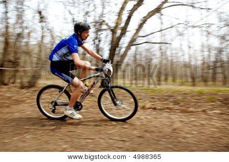 Mountainbike cross Country Staffellauf