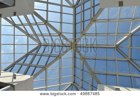 Glass Roof.