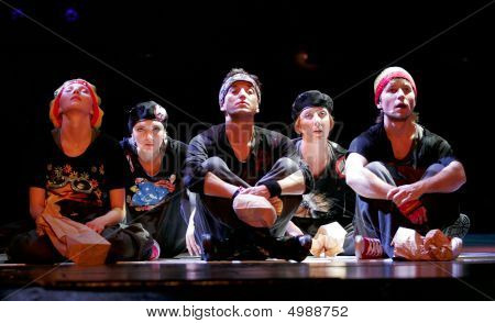 Russian Actors
