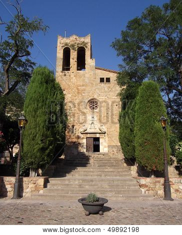 Pals Church Sant Pere
