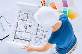 stock photo of interior sketch  - architecture - JPG