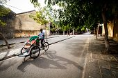 Cyclo in Hoi An