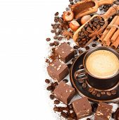 Coffee And Chocolate Fudge