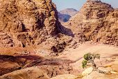 picture of empty tomb  - Petra - JPG