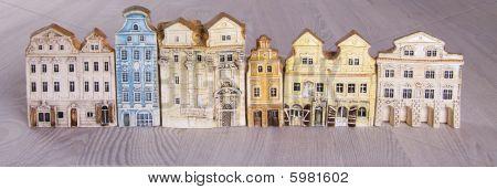 Mini Model Houses