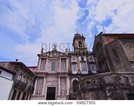 Church Of St Francis In Porto