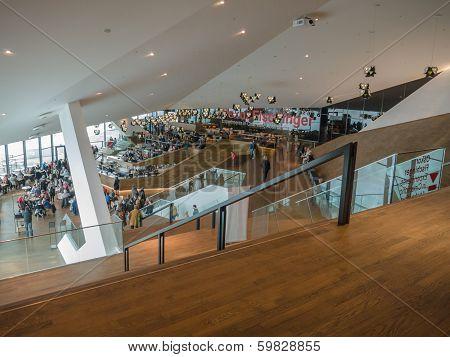 The Eye Filmmuseum Amsterdam