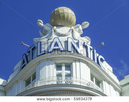 Logo Of Hotel Atlantic