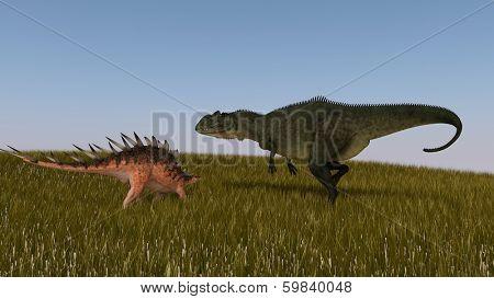 yanchuanosaurus vs kentrosaurus