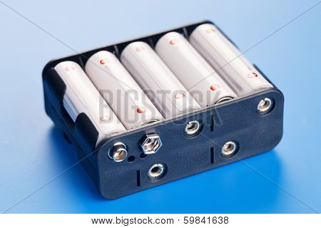 accumulator storage battery