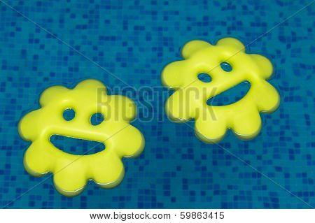 Aqua Aerobics Flowers