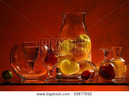 Fruts And Glass
