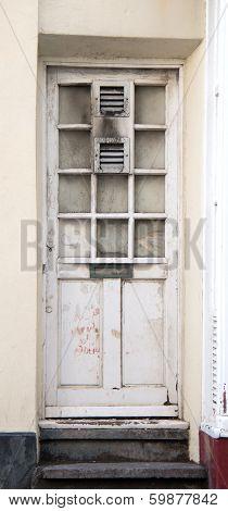 Doorway With Heart