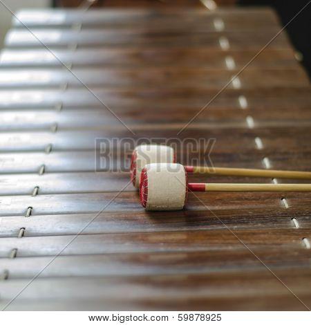 Thai Alto Xylophone