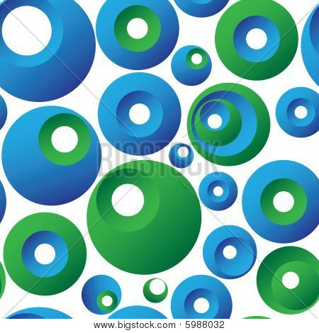 3D Circles Seamless Background.eps