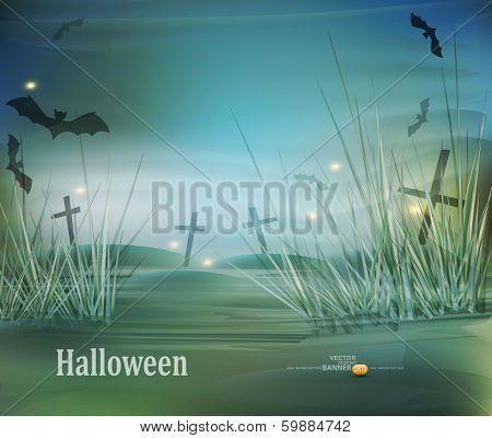 vector background Halloween