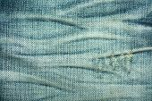 Blue Denim Texture, Background