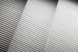 picture of louvers  - Abstract photo background with white louvers layers - JPG