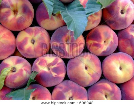 Pile Of Peaches