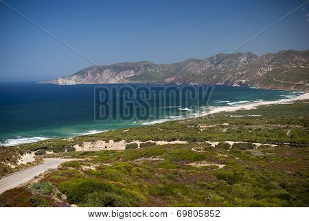 Sardinia. Iglesiente coast