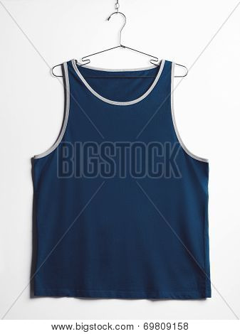 Blank vest
