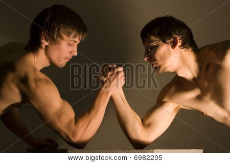 competition of men
