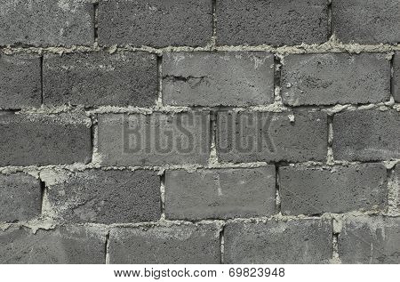 Grey Brickwall