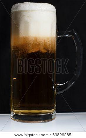 Pils Beer In Tankard Iv