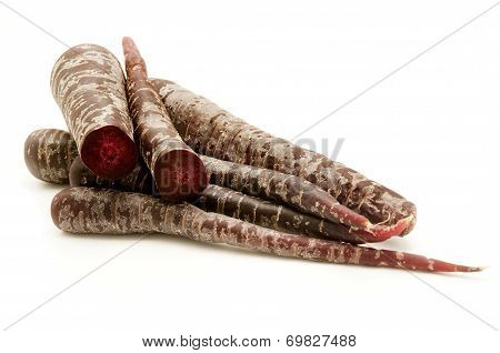 Black Carrots