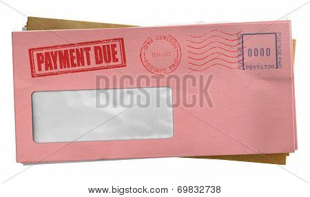 Debt Envelope Stack