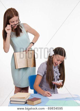 Trainee Withdraws The Exam